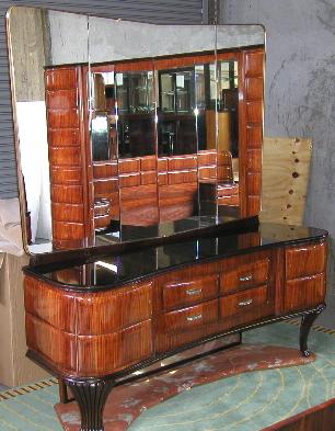 Dassi Mobili Modern Custom Art Deco Bedroom Set Bedroom