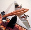 Art Deco Model Airplane