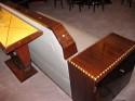 Art Deco Cozy-Corner / Daybed / Sofa