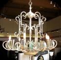 Grand 1930s Art Deco Chandelier