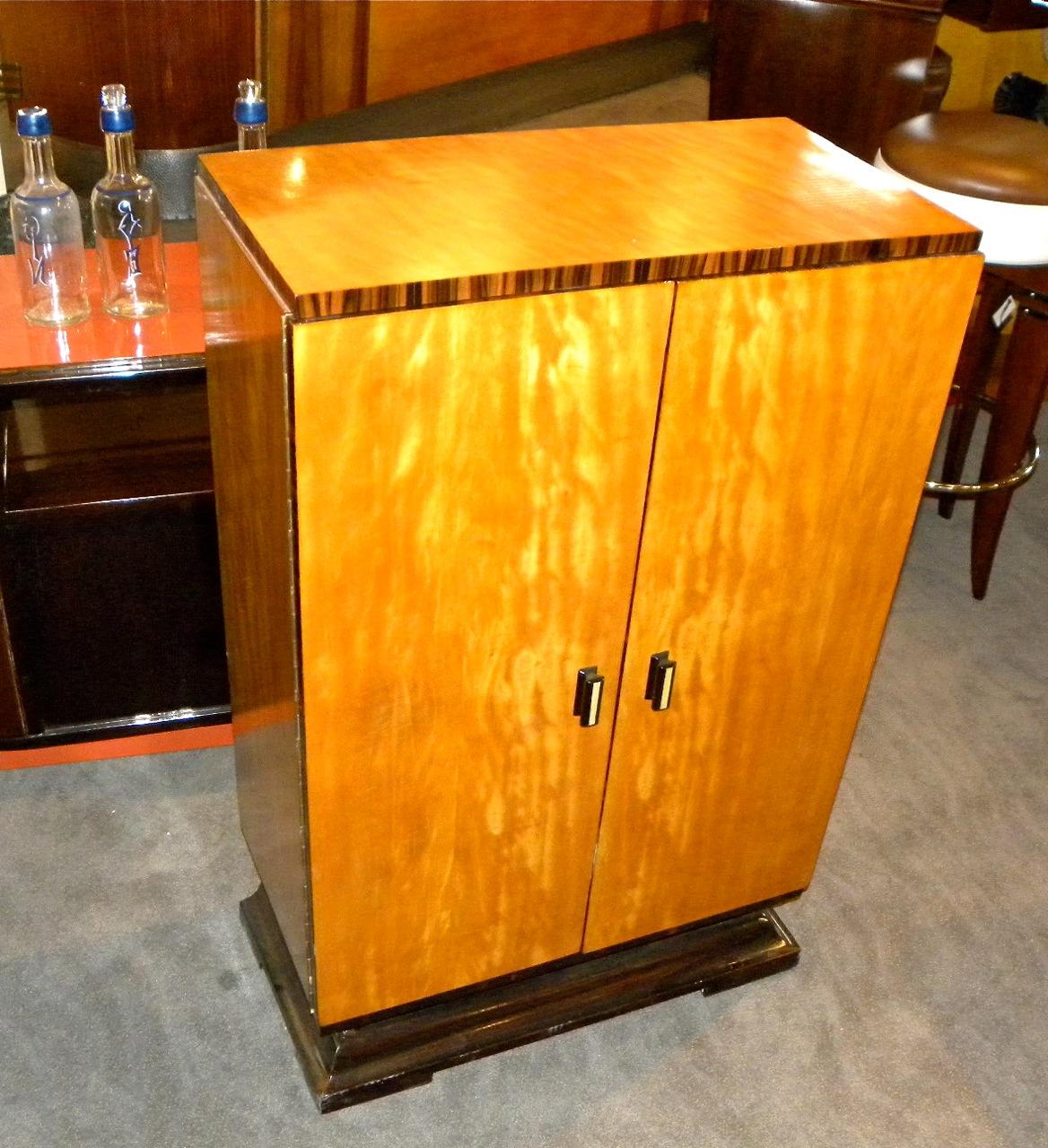 Art Deco Kitchen Cabinets: Art Deco Bar / Cabinet