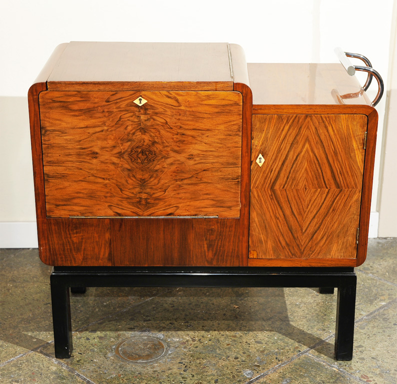 Art Deco Drinks Cabinets Bar Organizer Sold Items Bars Art Deco Collection