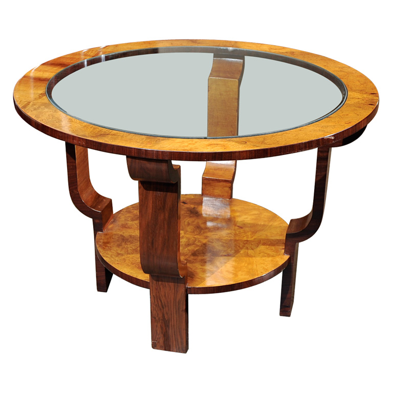 Art deco furniture for sale small tables side tables for Deco table multicolore