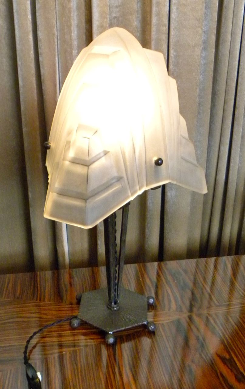 Art Deco Lighting Sold Table Lamps Art Deco Collection