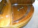 1937 Streamline Art Deco Butterfly Wurlitzer Baby Grand