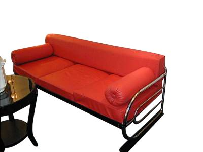pinterest bauhaus furniture couch tubular daybed modernism steel pin