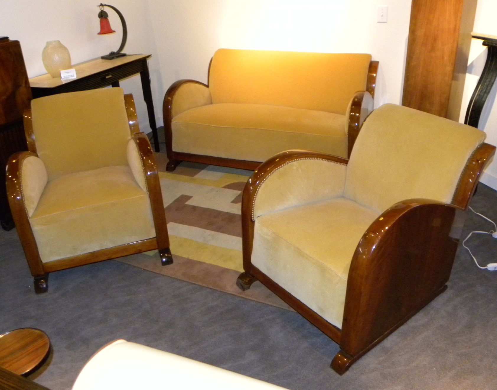 Art Deco Furniture: Art Deco Furniture Sold