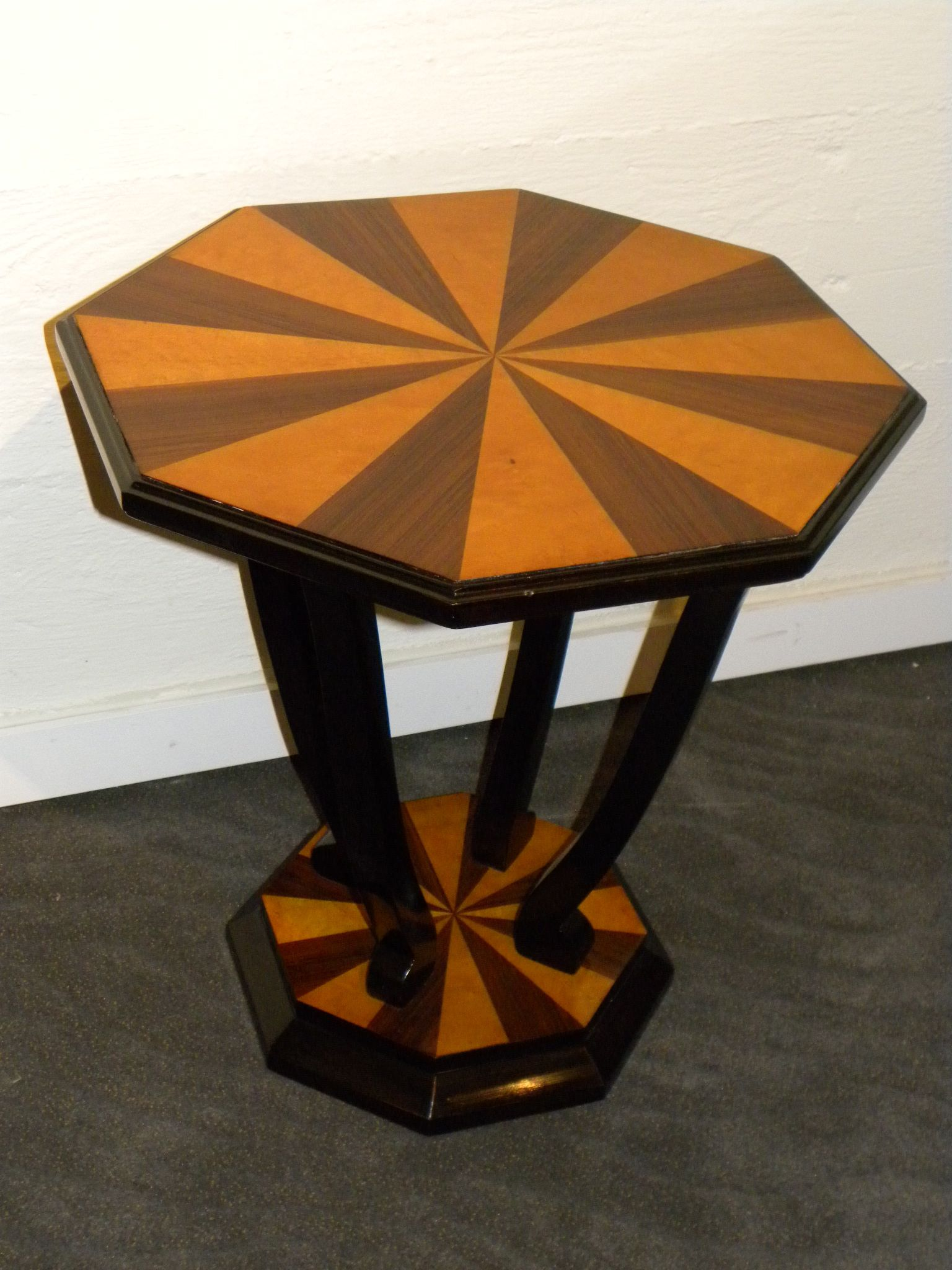 Custom art deco side table small tables art deco - What is art deco ...