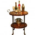 Art Deco Tea or Liquor Cart -`stunning and elegant!