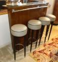 Original Art Deco Bar Stools