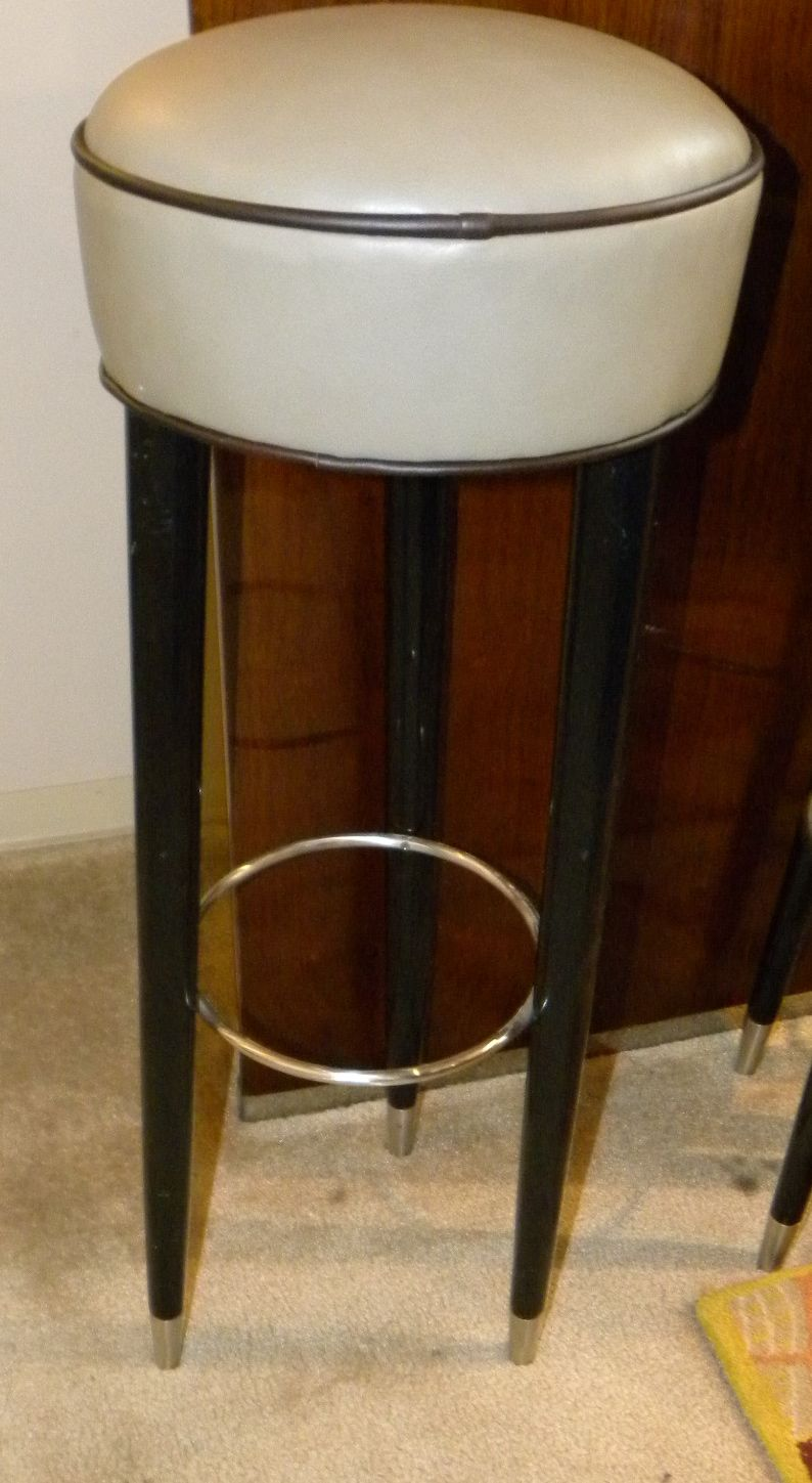 Original Art Deco Bar Stools Sold Items Seating Items