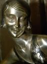 Art Deco Bronze statue,