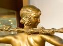 Important Art Deco Bronze by Le Faguays