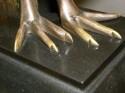 Art Deco Bronze Statue by Kelety