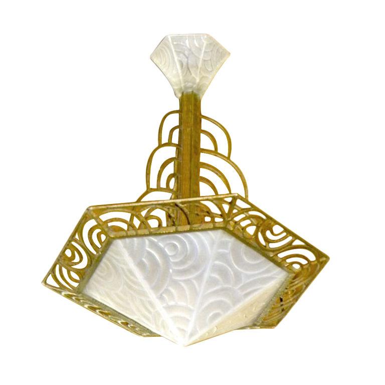art deco lighting sold chandeliers art deco collection