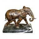 Art Deco French Bronze