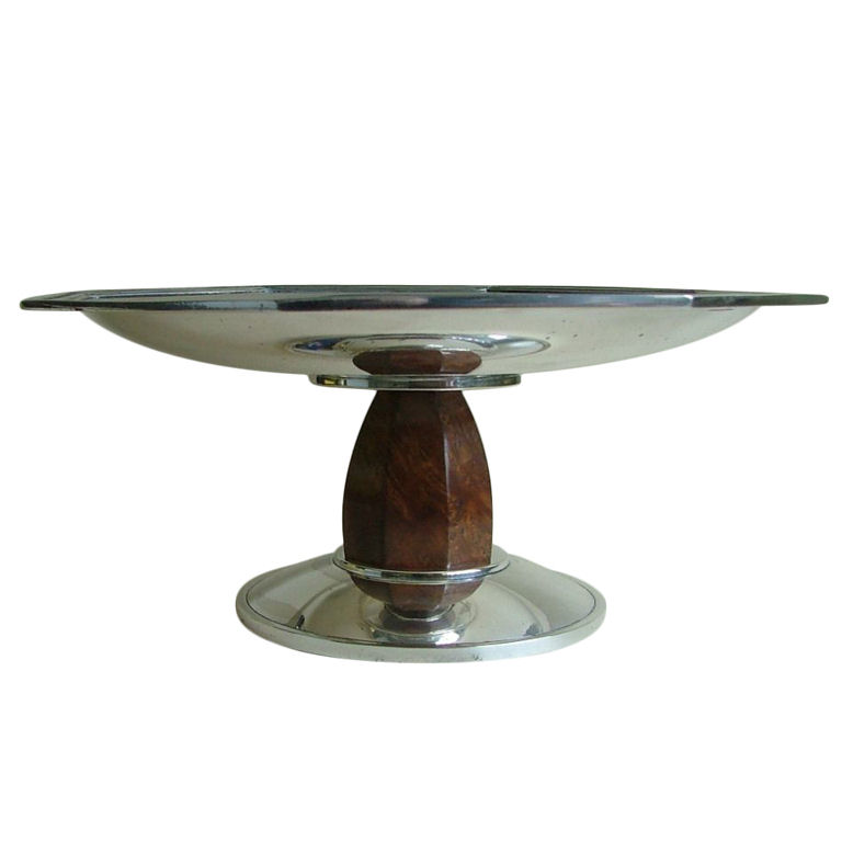 French Art Deco Coupe very sophisticated Art Deco tableware