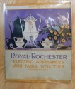 Extremely rare Royal Rochester Modernistic Coffee Service