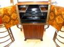 Unique Double Deck Art Deco Bar 1930's