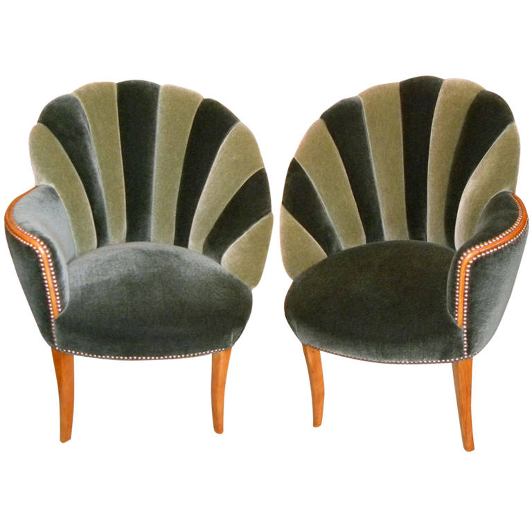 Art Deco Furniture Sold  Seating Items  Art Deco Collection