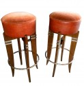 Art Deco Custom  Barstools French Style