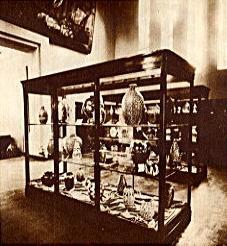 Museum Quality Boch Catteau Vase