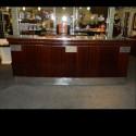 French Art Deco Zinc Bar, beautifully restored!!!
