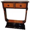 Unusual Art Deco Console or Petite Table