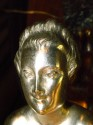 French Art Deco statue-light by, Balleste