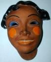 Austrian Ceramic Mask