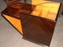 Modernist Art Deco Bar Table