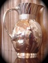 1930s Silver-plate Pitcher • Meriden Company