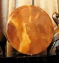 1930s Art Deco Pelican Table Lamp