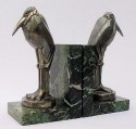 Statue Bookends by Artus