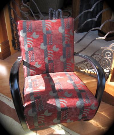 1940s Czech Art Deco Bentwood Chair Pair Sold Items