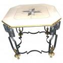 Ruhlmann round Style Coffee Table