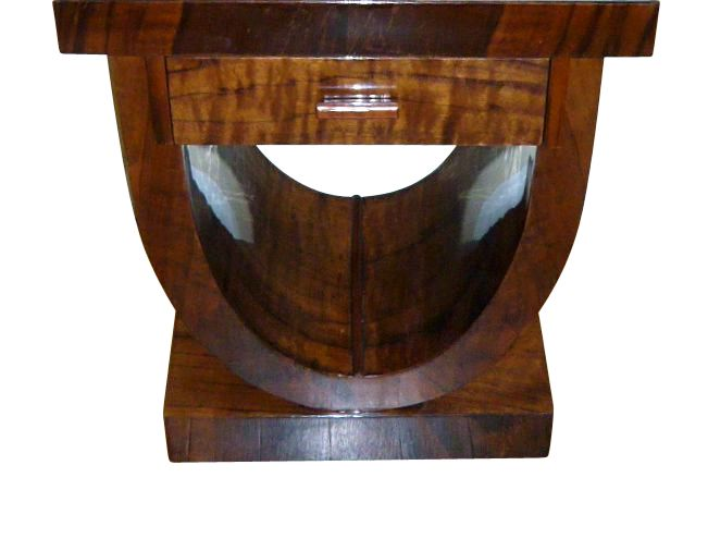 Custom Art Deco End Tables And Night Stands