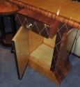 Art Deco Deluxe Petite Console / Cabinet