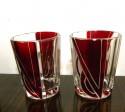 Czechoslovakian Decanter set Modernist shape and design