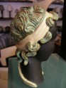 Czech Ceramic Head Figure - right side