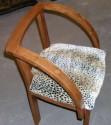 French modernist chair