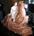 French goddesson stallion