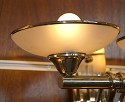 Pair of Double Bowled Sconces
