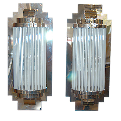 Art Deco Lighting for Sale   Sconces and Wall Lights   Art Deco ...