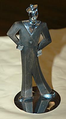 Sailor statue
