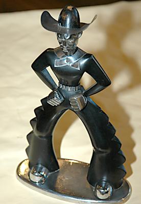 Cowboy Statue