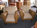 Handmade Custom Club Chairs French Style