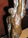 Bronze Art Deco Statue by LeFaguays icarus