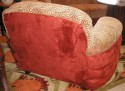 Restored Art Deco Sofa Suite Hollywood Glamour