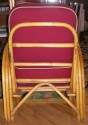 Bamboo Lounge Suite - back of chair